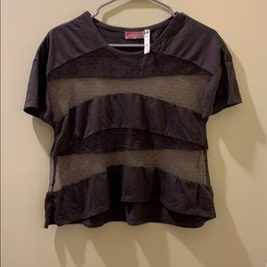 O'neill size small sheer top